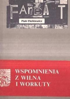 Znalezione obrazy dla zapytania Piotr Pietkiewicz Farbat Wspomnienia