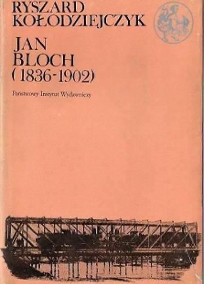 Znalezione obrazy dla zapytania Ryszard Kołodziejczyk : Jan Bloch (1836 - 1902)