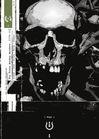 Hickman, Cooker, Garland, Wooton, Abaddon - The Black Monday Murders..[tom 02] Waga