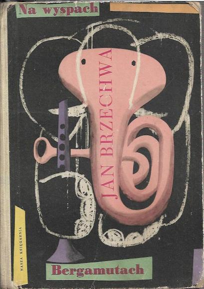 Na Wyspach Bergamutach 1960 Jan Brzechwa Książka